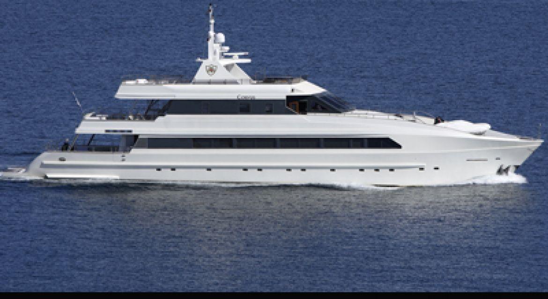 Yacht Custom 40m for sale - by yachtingalliance.com