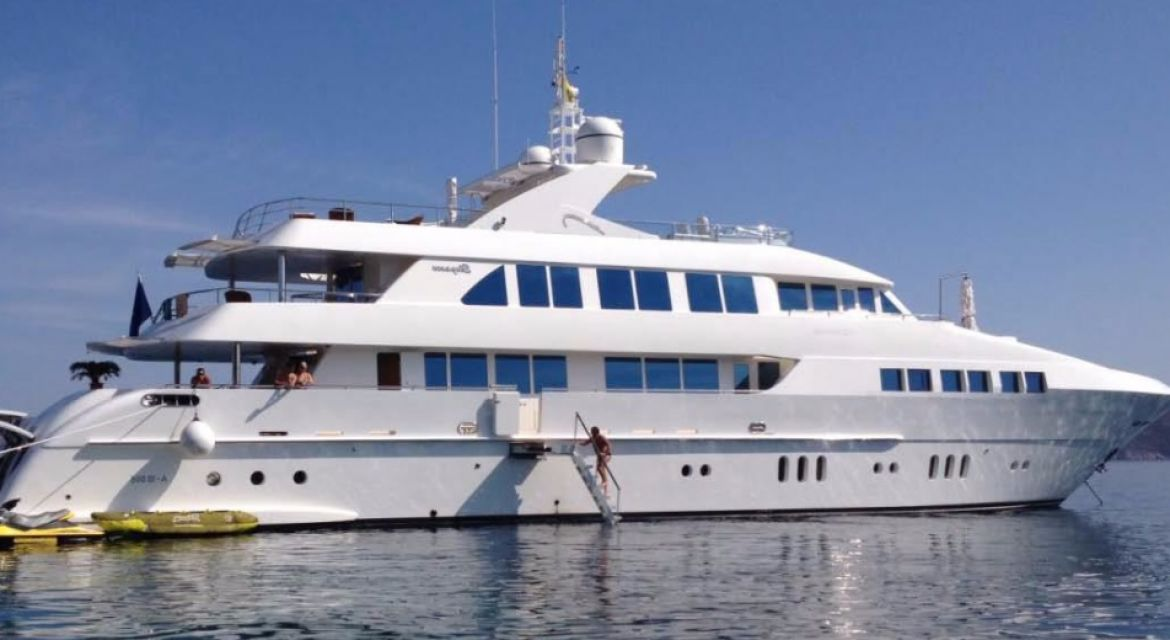 Yacht Horizon 42m for sale - by yachtingalliance.com