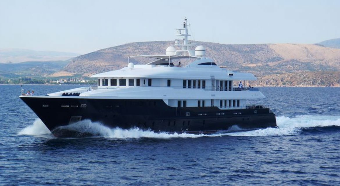 1|Motor Yacht Jaan for charter