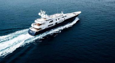 Motor Yacht yacht Alexandra for charter