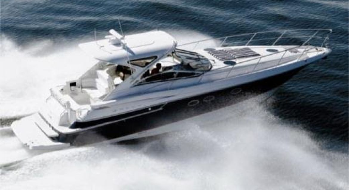 1|Motor Yacht Regal 4460 for sale