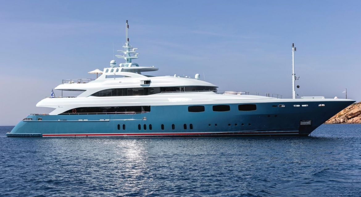Yacht Golden Yacht 52m for sale - by yachtingalliance.com