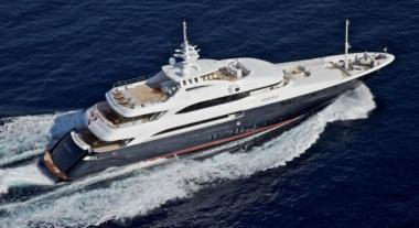 Motor Yacht yacht Golden Yacht 52m for charter