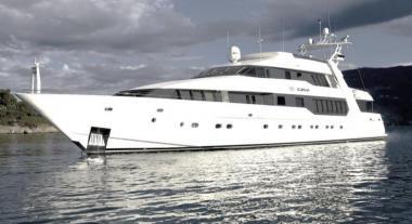 Motor Yacht yacht Marinteknik 44 for charter