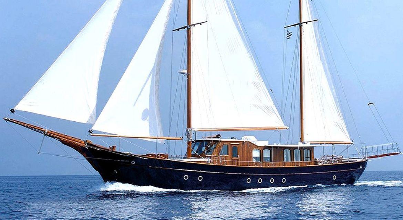 9|Motor Sailer Liana H  for charter