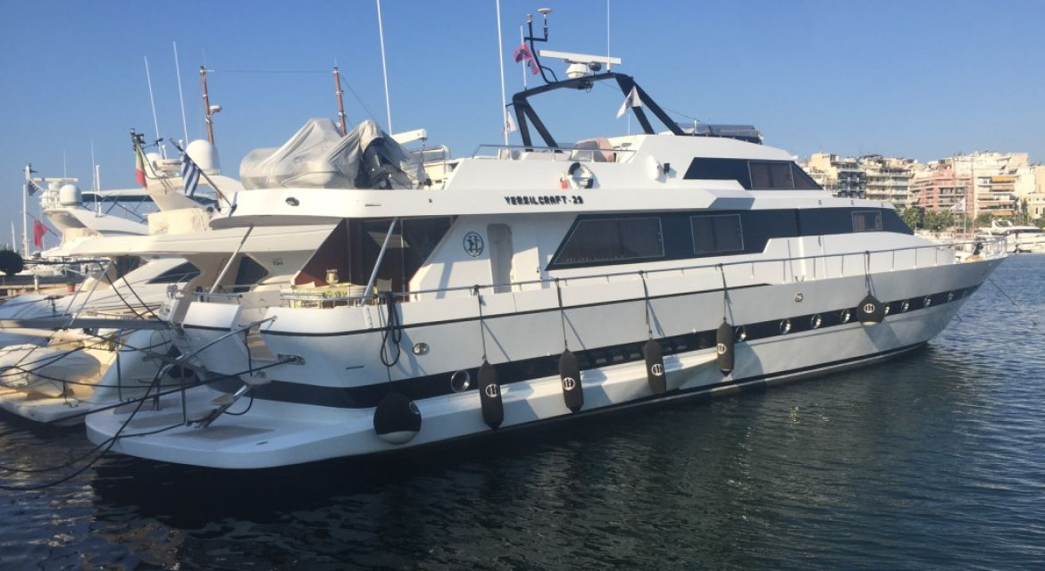 Yacht Versilcraft for sale - by yachtingalliance.com