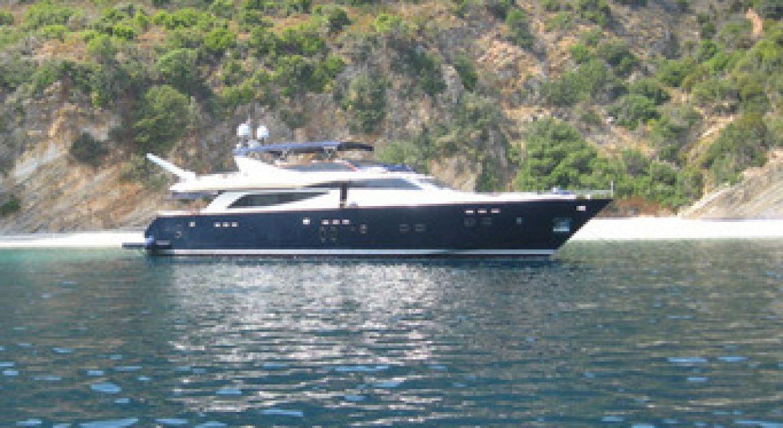 Motor Yacht yacht Atalanti for charter
