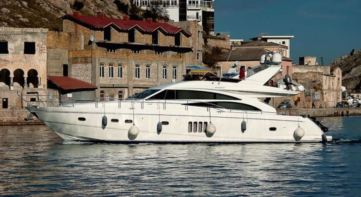 Yacht Princess 67 for sale - by yachtingalliance.com