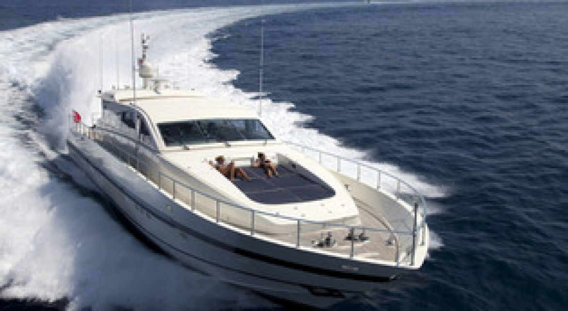 yacht Romachris II for charter