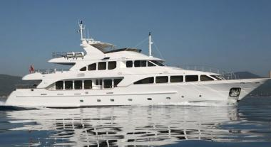 Motor Yacht yacht Benetti 2007 for charter