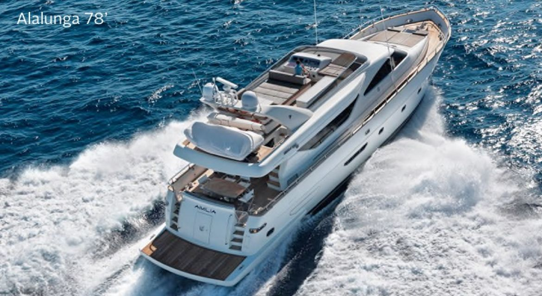 Motor Yacht yacht Aimilia for charter
