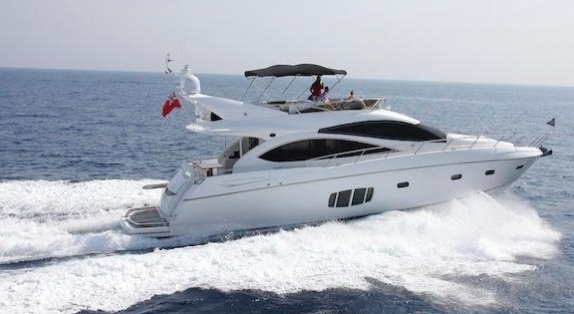 Yacht Sunseeker 70 for sale - by yachtingalliance.com