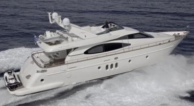 Motor Yacht yacht Iris for charter