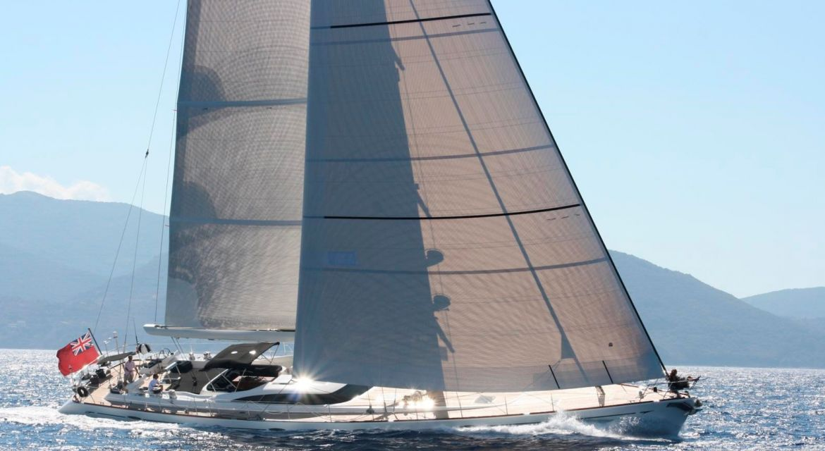 2|Sailing Yacht Vitters 100 for sale