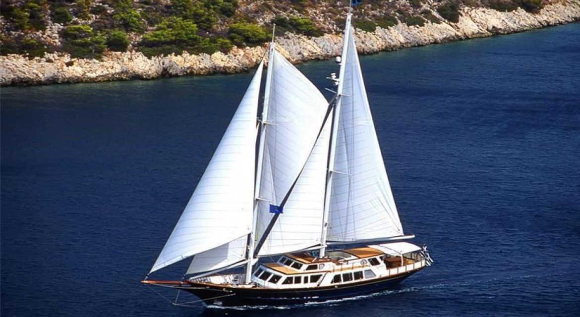 Yacht Kanelos 37 for sale - by yachtingalliance.com