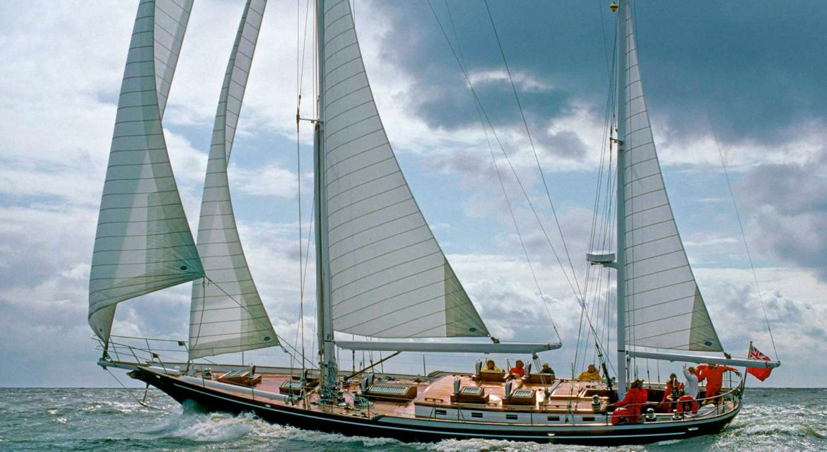 2|Sailing Yacht Huisman for sale