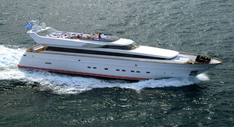 Yacht Cantieri 2 for sale - by yachtingalliance.com