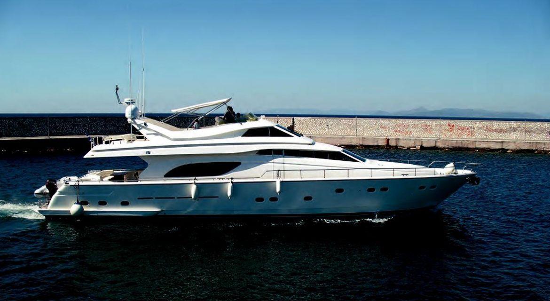 Yacht Ferretti 80 for sale - by yachtingalliance.com