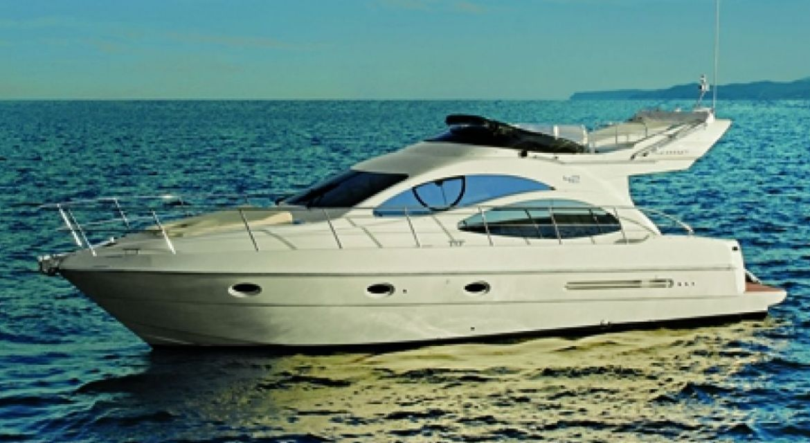 1|Motor Yacht Azimut 42 for sale