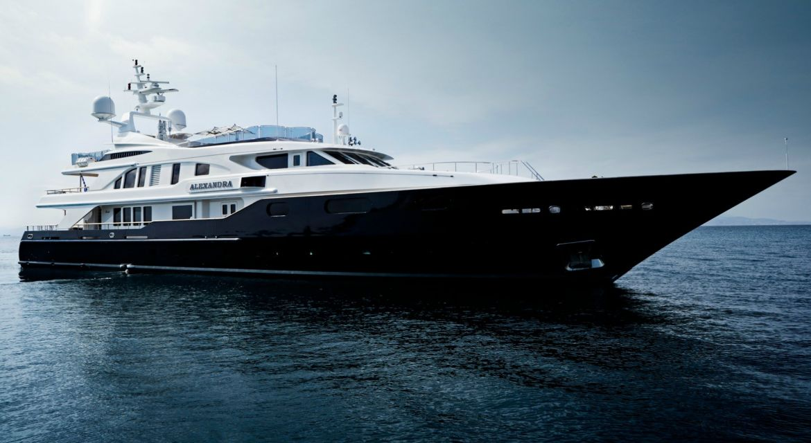 Yacht Benetti 2002 for sale - by yachtingalliance.com