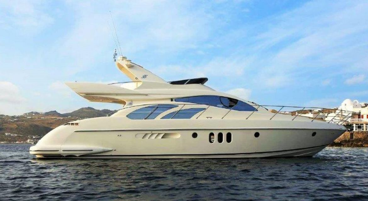 Yacht Azimut 55 2004 for sale - by yachtingalliance.com