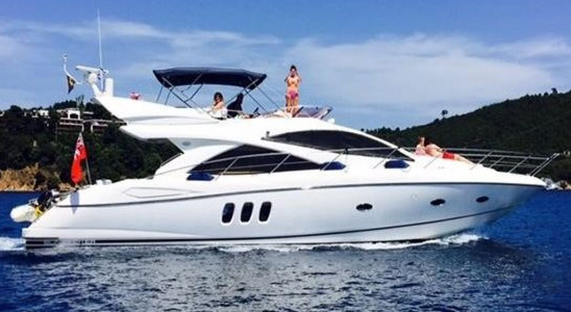 1|Motor Yacht Sunseeker Manhattan 50 for sale
