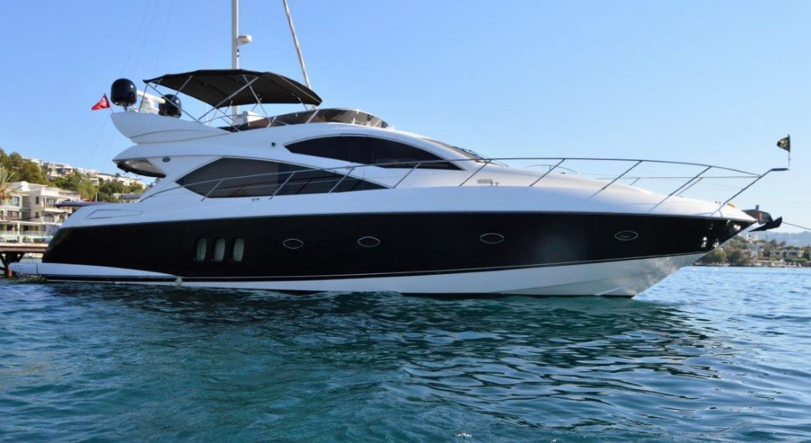 Yacht Sunseeker Manhattan 60 for sale - by yachtingalliance.com