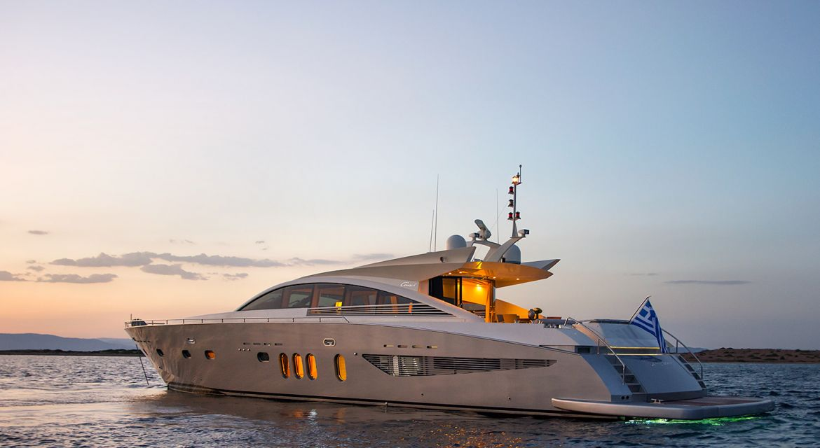 yacht Sun Anemos for charter