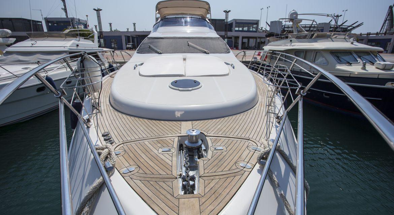 Yacht Azimut 68 Evolution 2009 for sale - by yachtingalliance.com