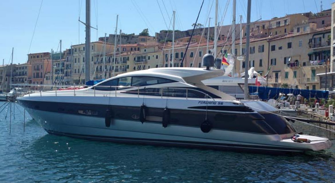 Yacht Pershing 56 for sale - by yachtingalliance.com