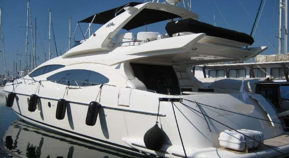 Yacht Azimut 68 Plus for sale - by yachtingalliance.com