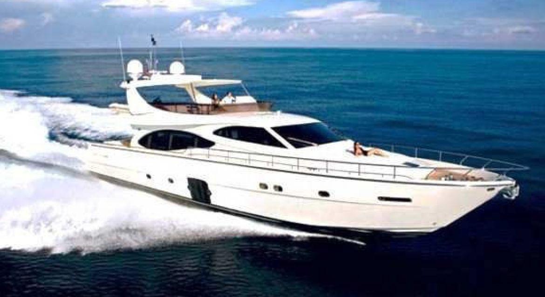 Yacht Ferretti 761 for sale - by yachtingalliance.com
