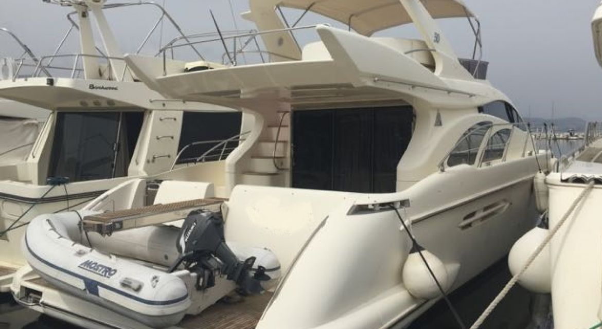 1|Motor Yacht Azimut 50 for sale