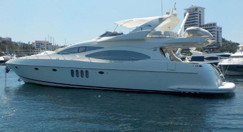 Yacht Azimut 68 Plus i for sale - by yachtingalliance.com