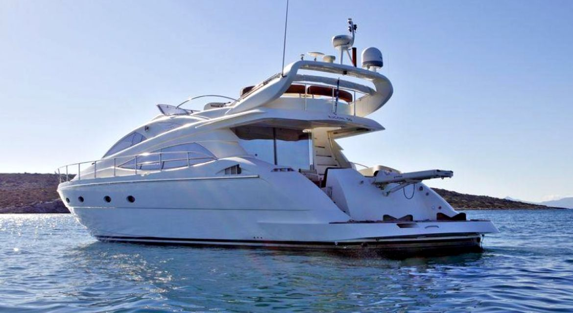Yacht Aicon 56 for sale - by yachtingalliance.com