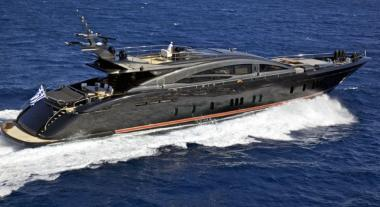 Motor Yacht yacht Golden Yachts 40m for charter