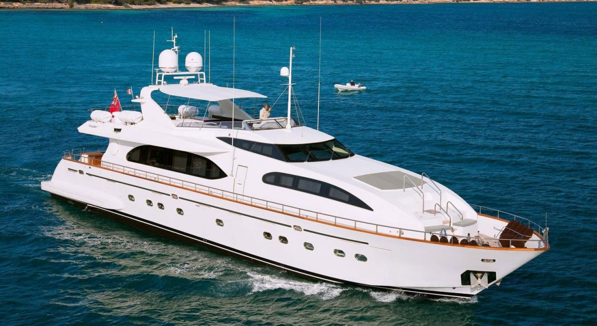 Yacht Falcon 32 m for sale - by yachtingalliance.com