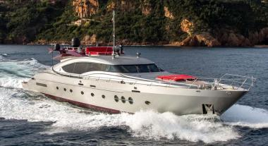 Motor Yacht yacht Palmer Johnson 120 for charter
