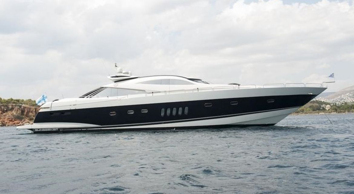 Yacht Sunseeker 95 for sale - by yachtingalliance.com
