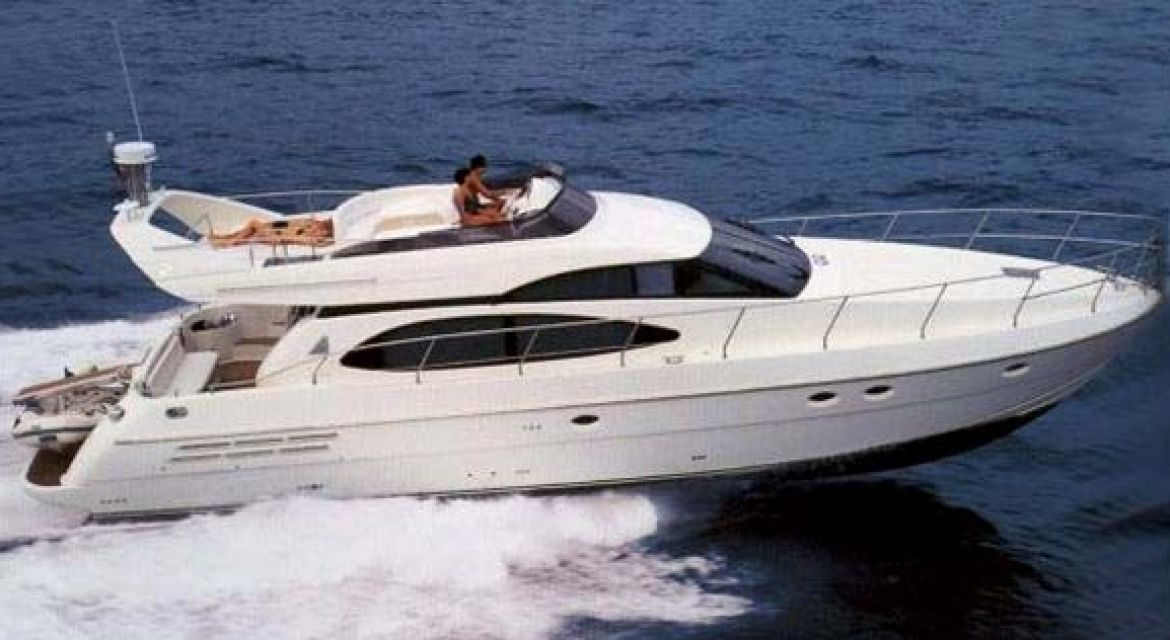 yacht Poseidon for charter