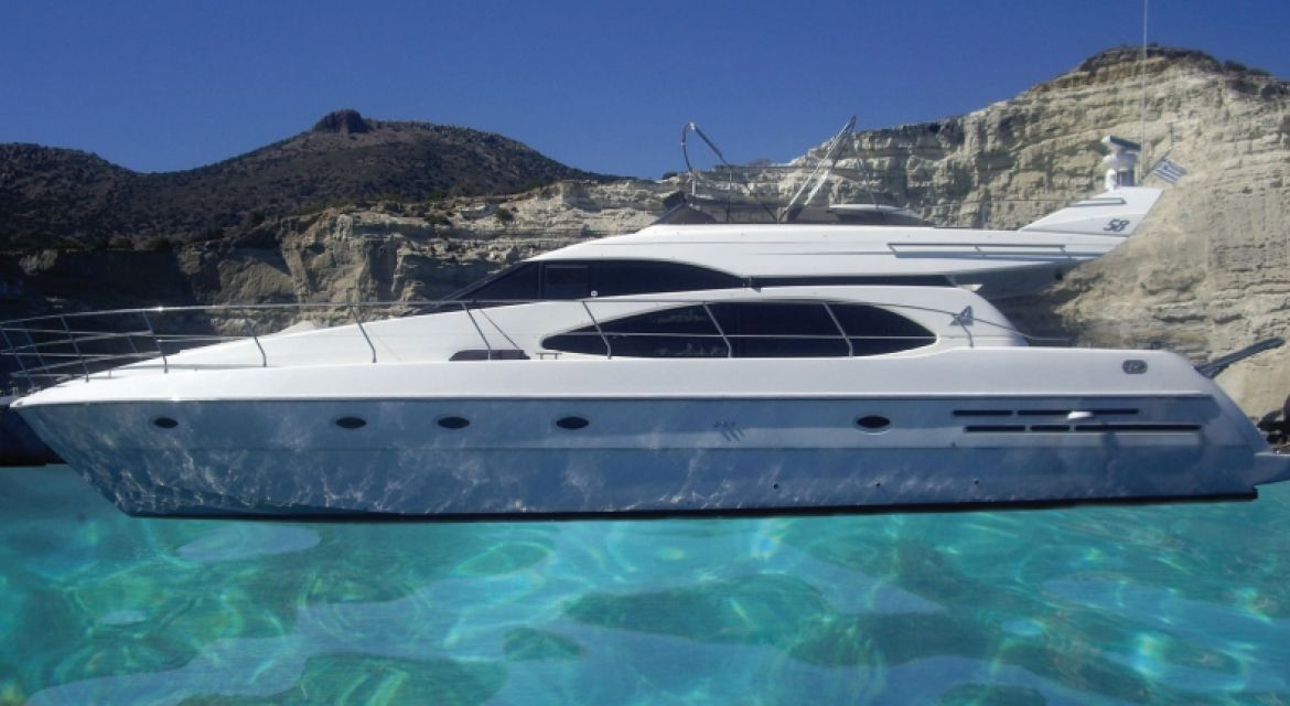 Yacht Azimut 58 for sale - by yachtingalliance.com