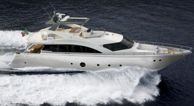 Motor Yacht yacht Ulisse for charter