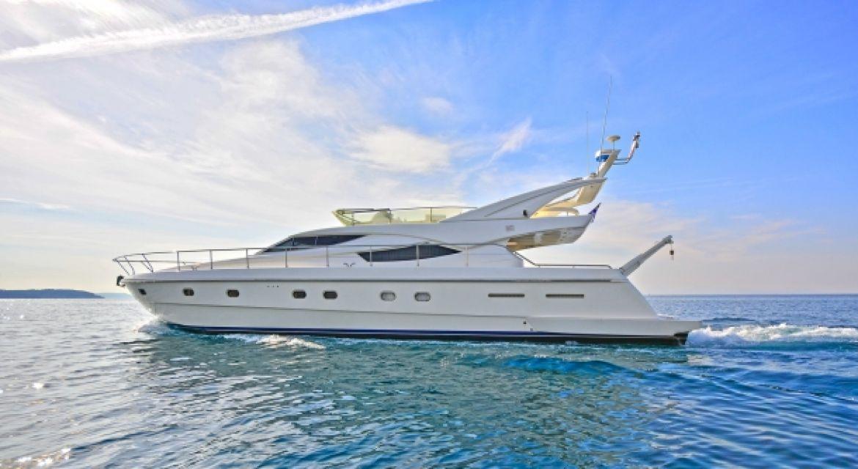 Yacht Ferretti 62 for sale - by yachtingalliance.com