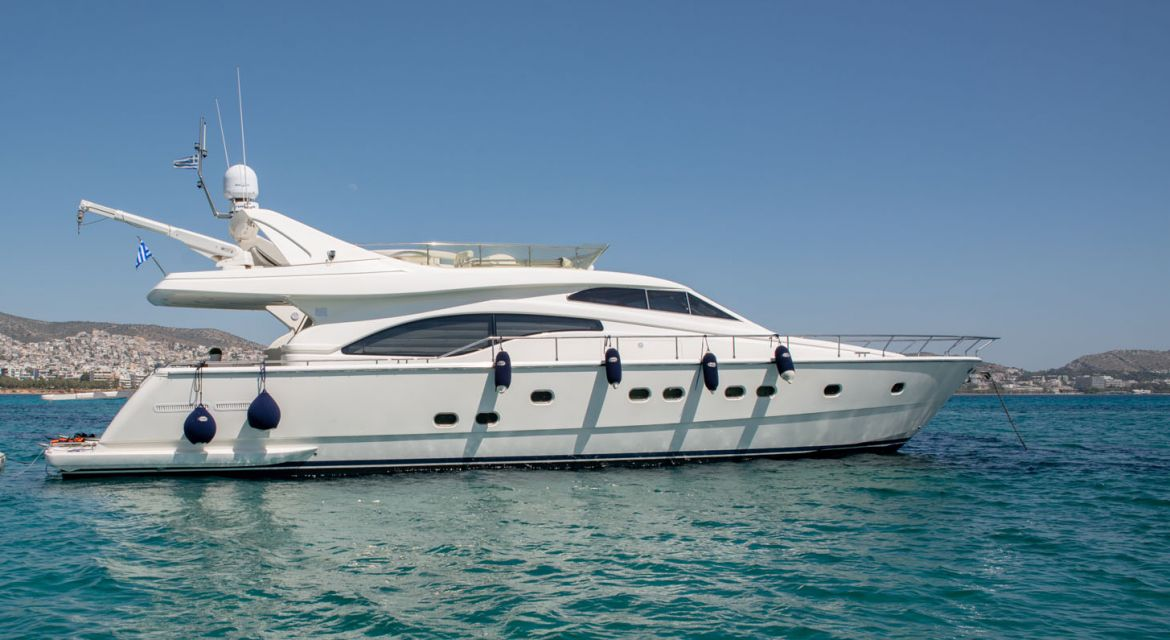 yacht Ananas for charter