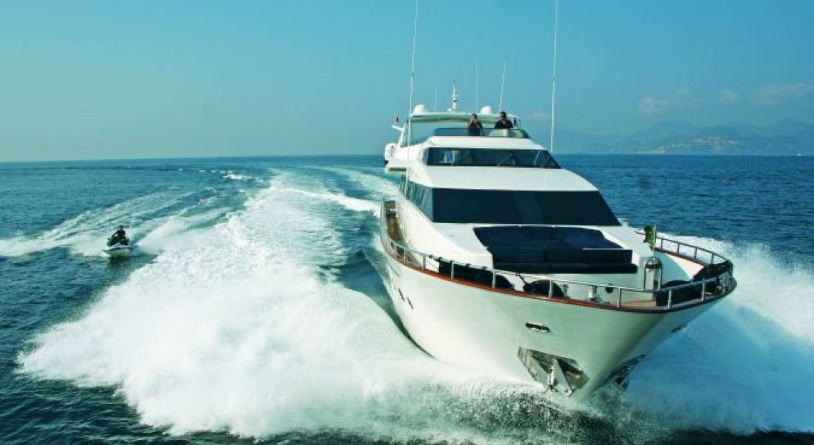 Yacht Monte Carlo for charter - yachtingalliance.com