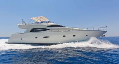 Motor Yacht yacht Beluga for charter