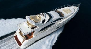 Motor Yacht yacht Beauty for charter