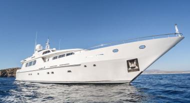 Motor Yacht yacht MILOS AT SEA for charter