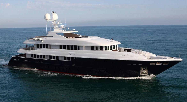 yacht Zaliv III for charter