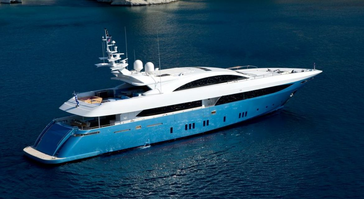 Motor Yacht yacht Barents Sea for charter